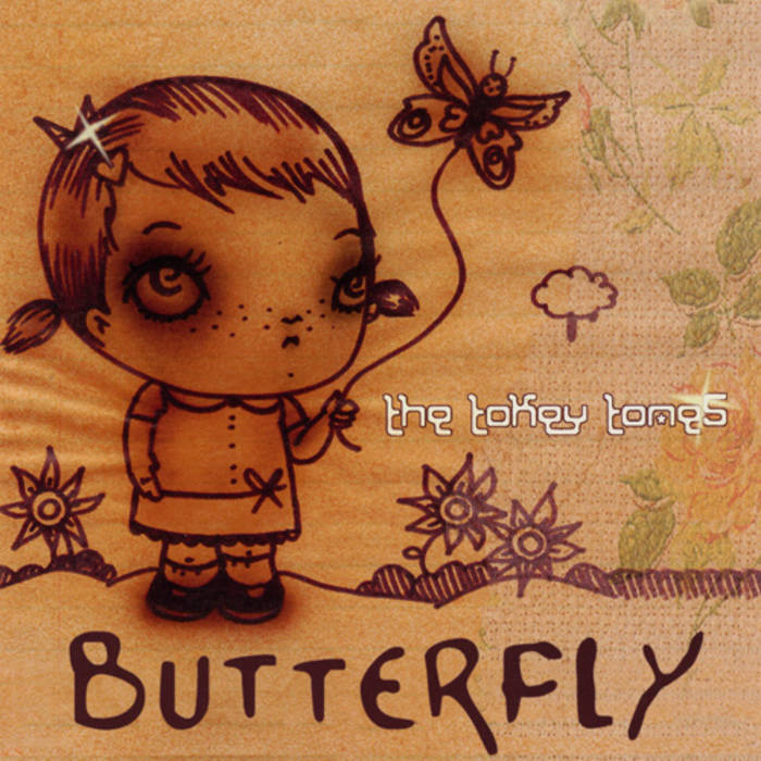 Butterfly cover art