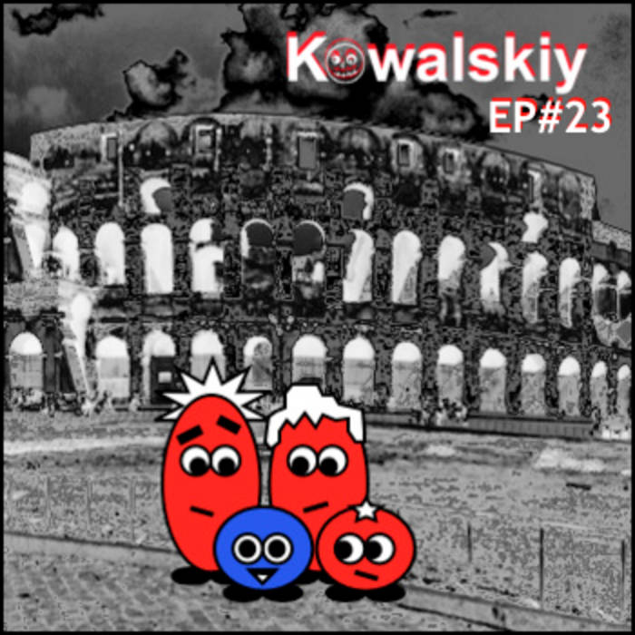 Kowalskiy's Free Monthly Scottish EP #23 cover art