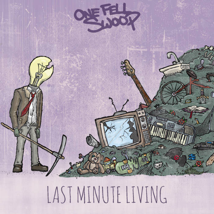 Last Minute Living cover art