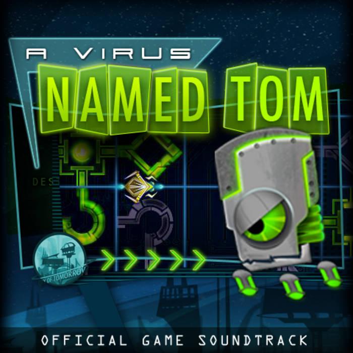 A Virus Named TOM Soundtrack cover art