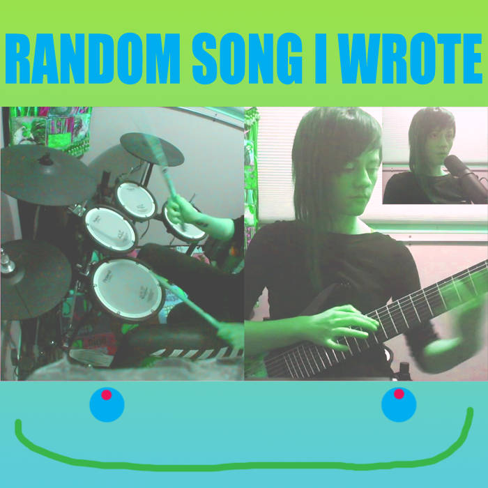 Randomsongiwrote cover art