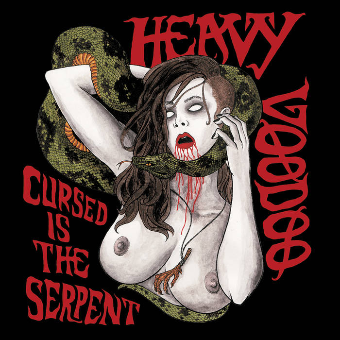 Cursed is the Serpent cover art