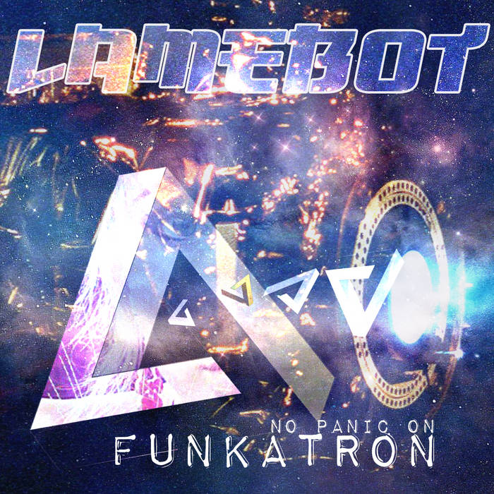No Panic On Funkatron cover art