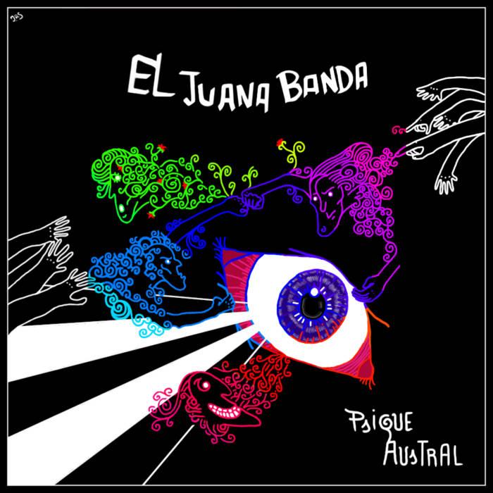 Psique Austral cover art