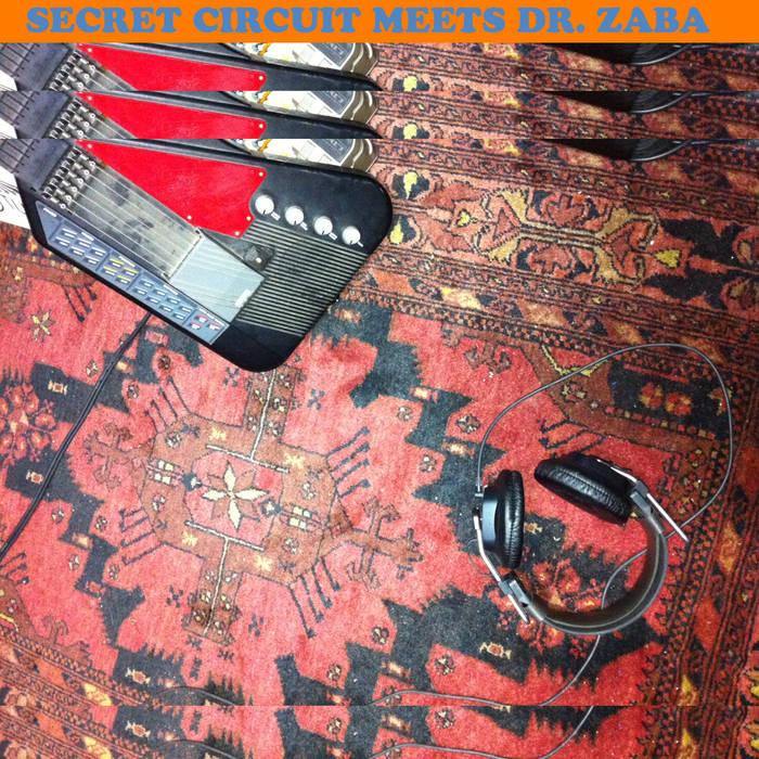 Secret Circuit Meets Dr.Zaba cover art