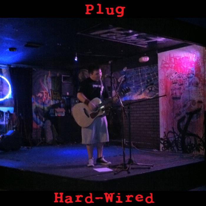 Hard-Wired cover art