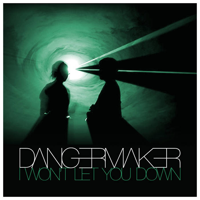 I Won't Let You Down cover art