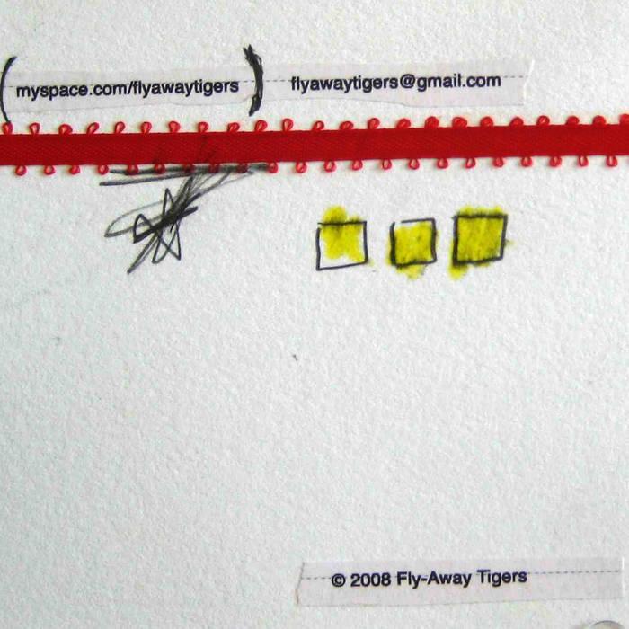 Flyaway Tigers cover art