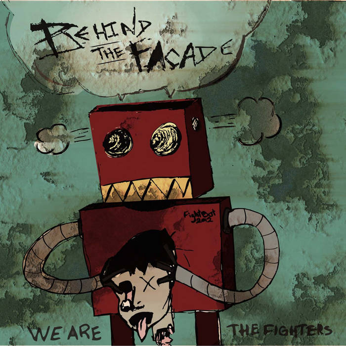 We Are The Fighters EP cover art