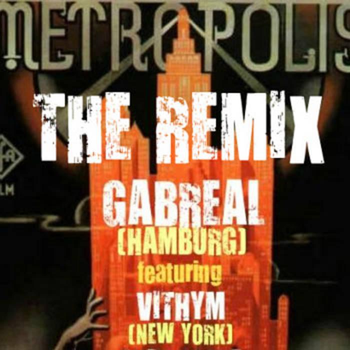 Metropolis (Palden Gates Remix) cover art