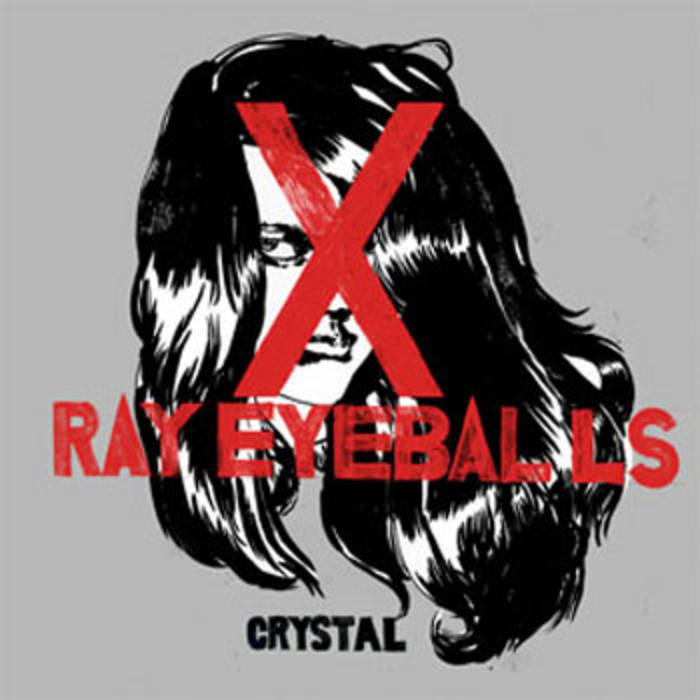 Crystal ep (HoZac Records, March 2011) cover art