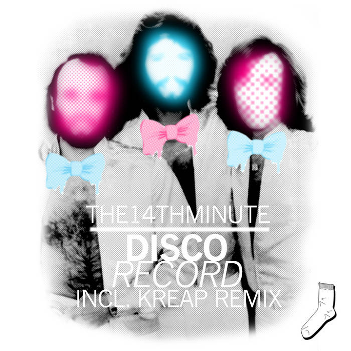 Disco Record - Single Release cover art