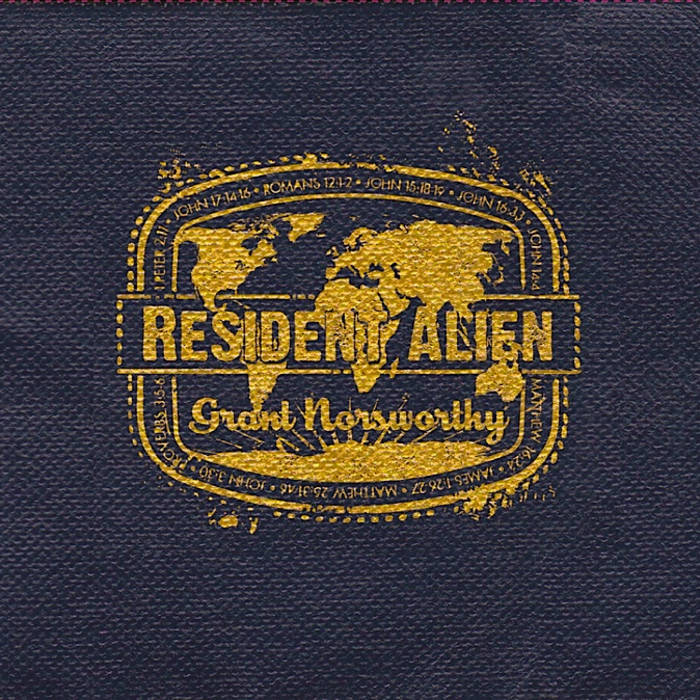 Resident Alien cover art
