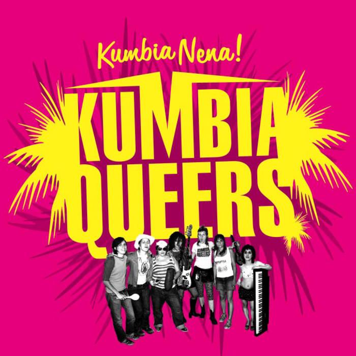Kumbia Nena! cover art