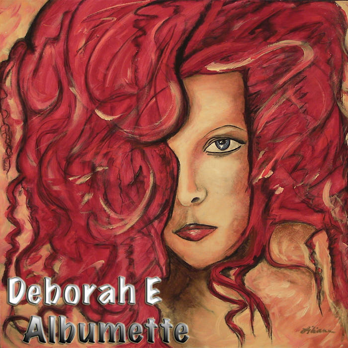 Albumette (EP) cover art