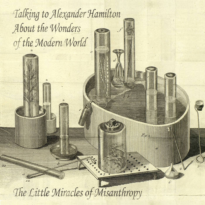 Talking to Alexander Hamilton About the Wonders of the Modern World cover art