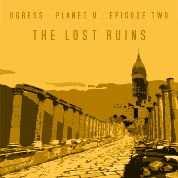 The Lost Ruins cover art