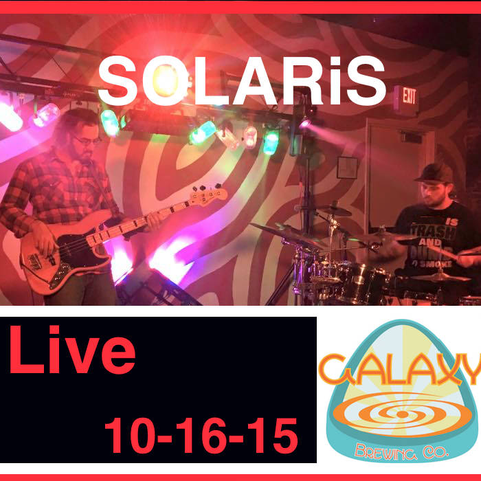 Live at Galaxy Brewing Co. - 10/16/15 cover art