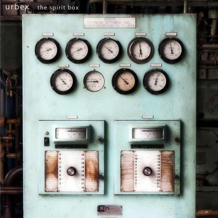 The Spirit Box cover art