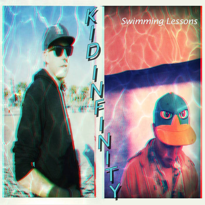 Swimming Lessons-Single cover art