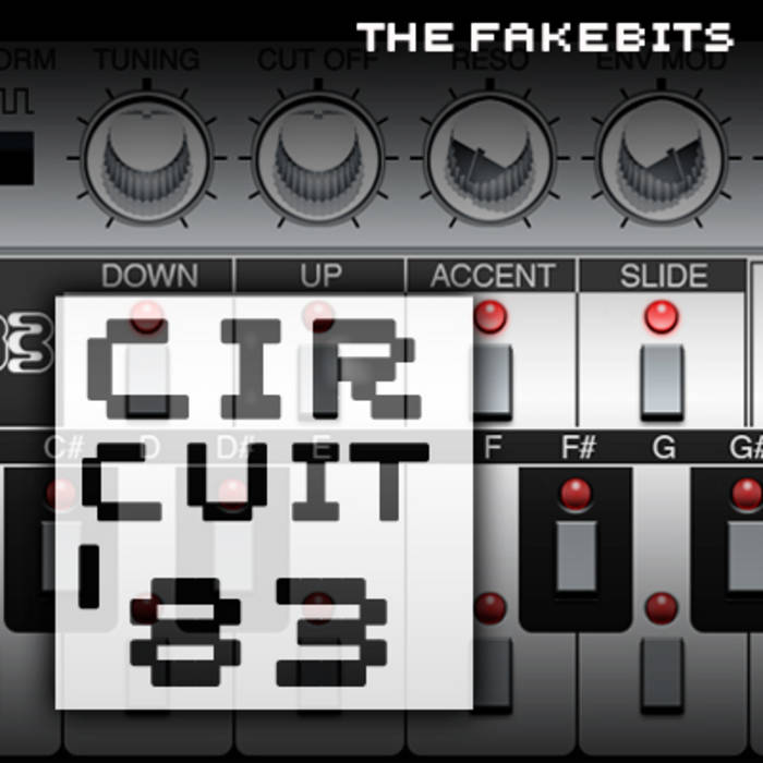 The Fakebits cover art