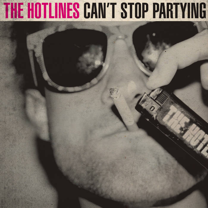 Can't Stop Partying cover art