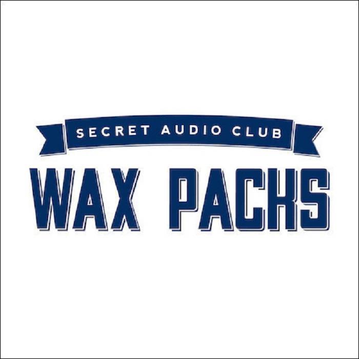 Wax Packs Series 1 cover art