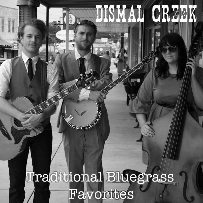 Traditional Bluegrass Favorites cover art