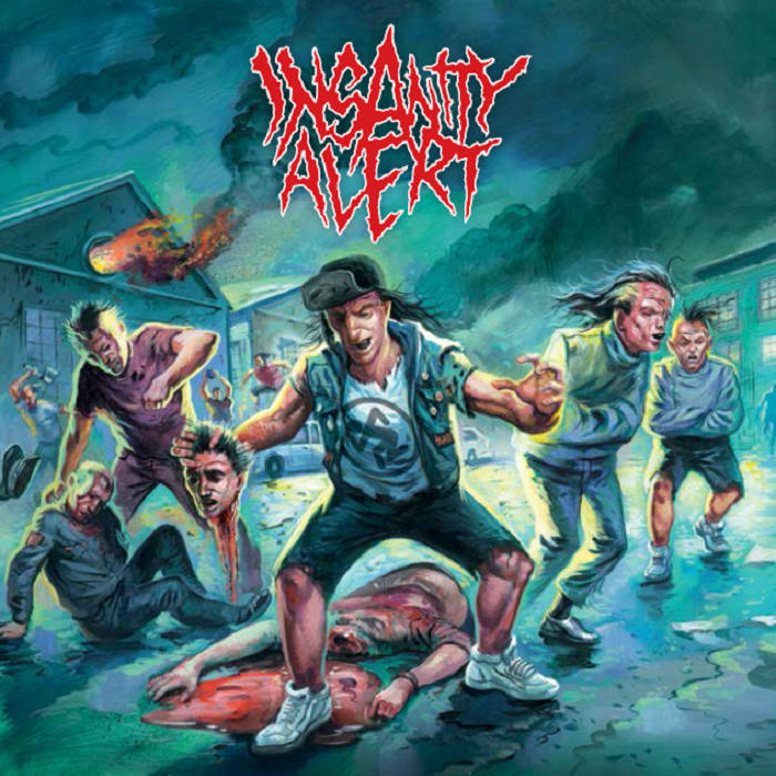 Insanity Alert cover art