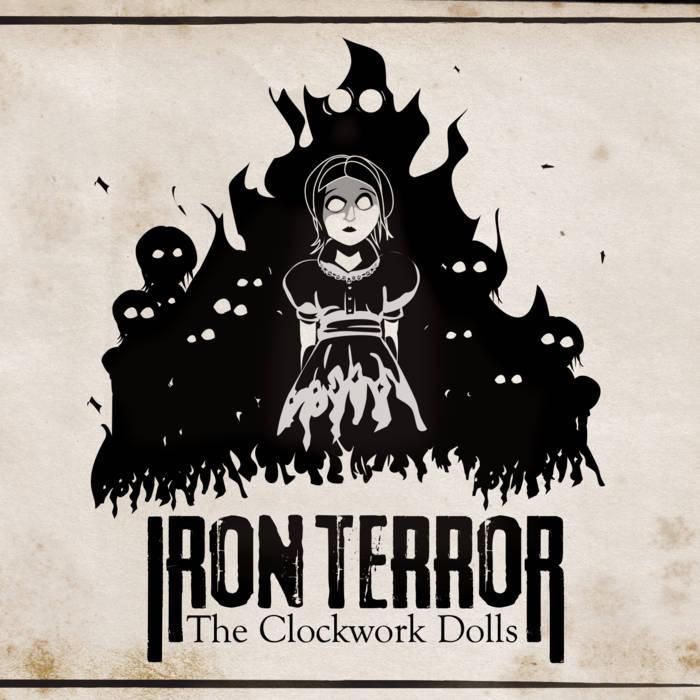 Iron Terror Single Collection cover art