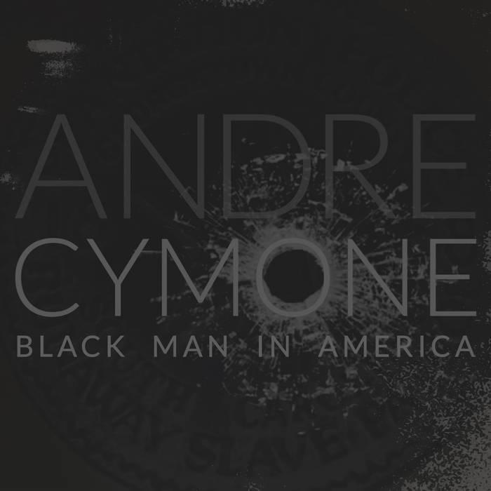 Black Man In America EP cover art