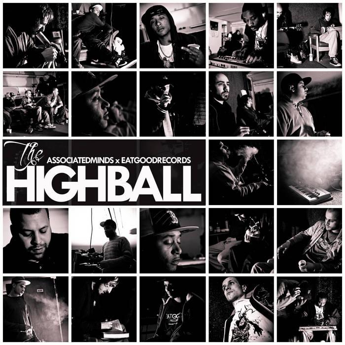 The Highball EP cover art
