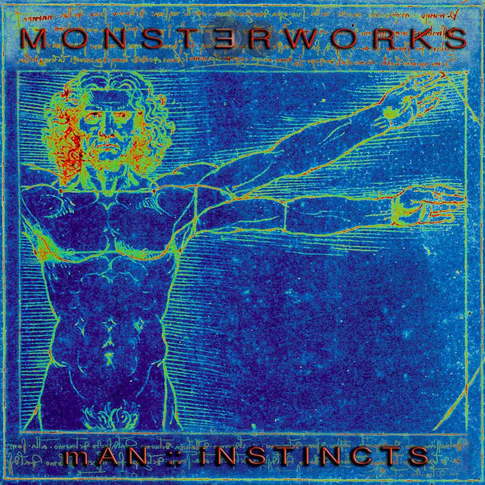 Man::Instincts cover art