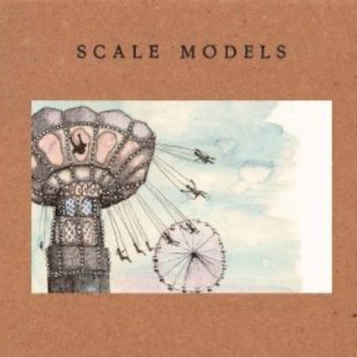 Scale Models (debut album) cover art