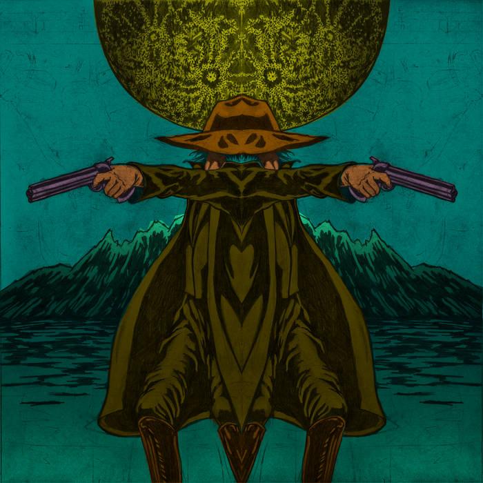 Gemini Gunslinger cover art
