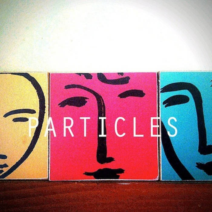 Particles cover art