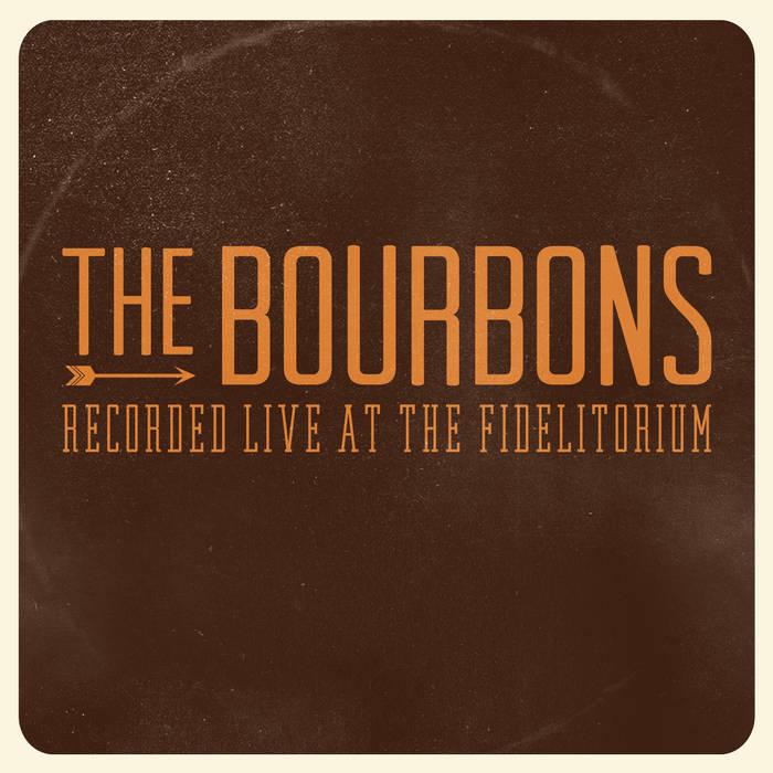Recorded Live at the Fidelitorium cover art