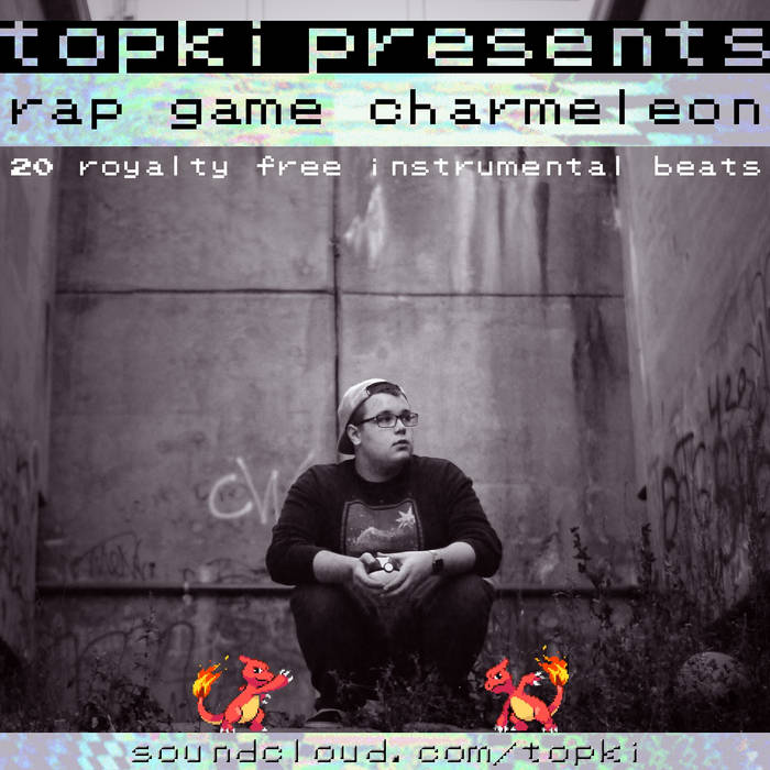 rap game charmeleon cover art