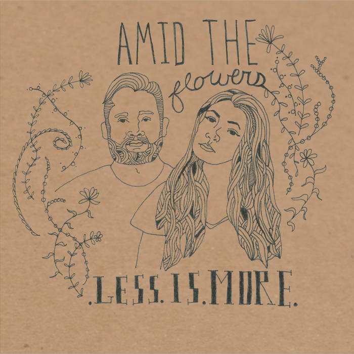 Amid The Flowers cover art