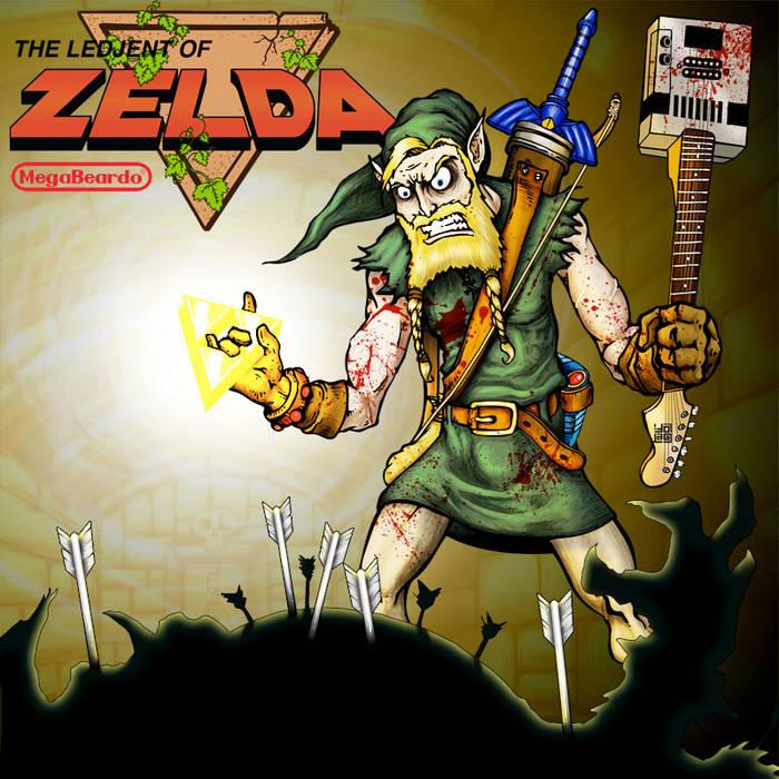 Ledjent of Zelda cover art