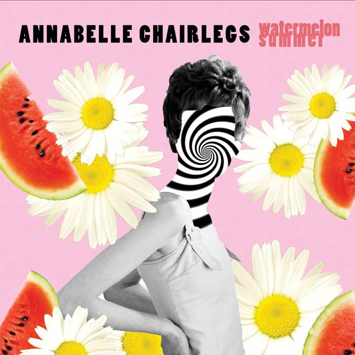 Watermelon Summer cover art