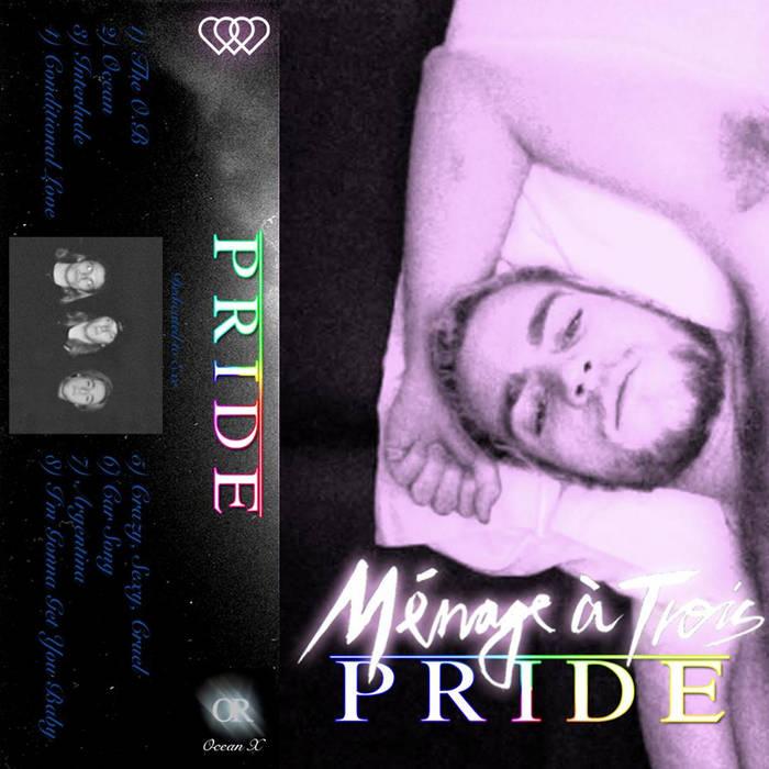 Pride cover art