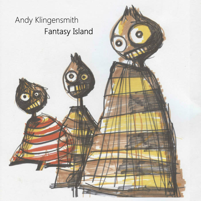 Fantasy Island cover art