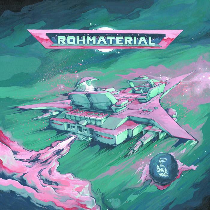 Rohmaterial cover art