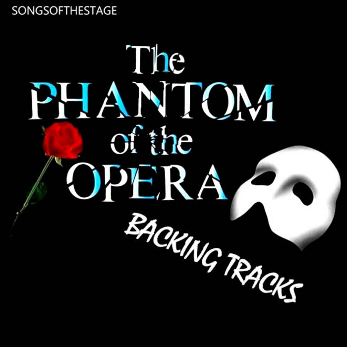 Phantom Of The Opera - Backing Tracks cover art