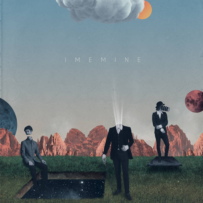 I ME MINE cover art