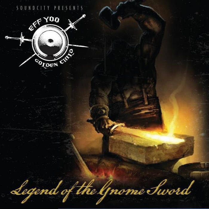 Legend of the Gnome Sword cover art