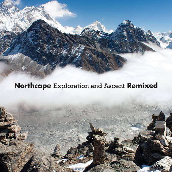 Exploration and Ascent Remixed cover art