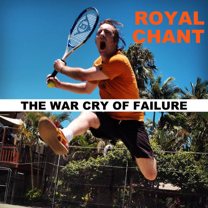 The War Cry Of Failure LP cover art