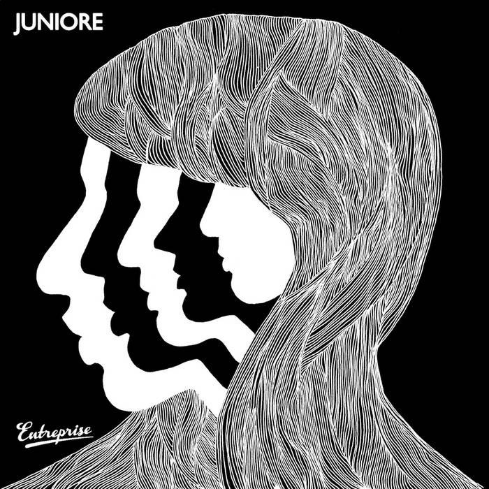 """Juniore / Debut 7"""" cover art"""